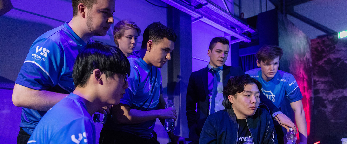 GIants Gaming desciende a la Challenger Series
