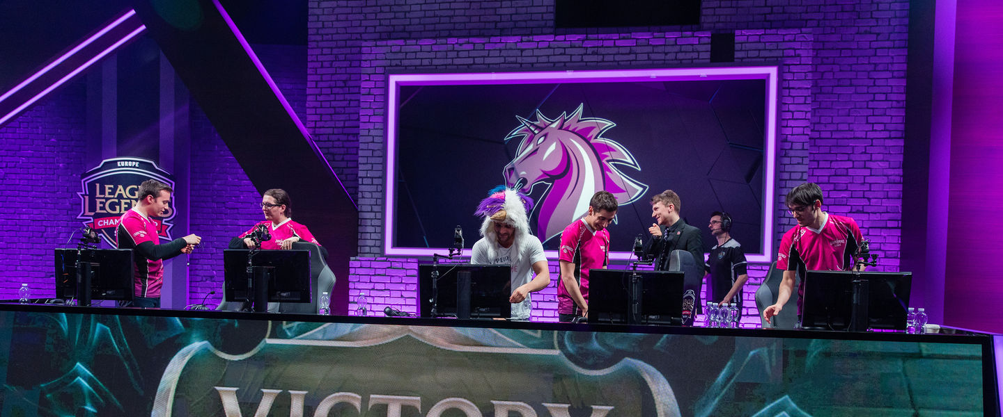 Unicorns of Love y G2 Esports jugarán la final en Hamburgo