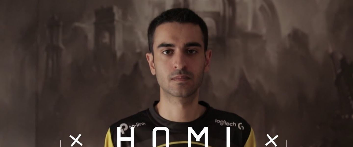 Conoce a Adrián Moldes, Homi, jugador profesional de League of Legends