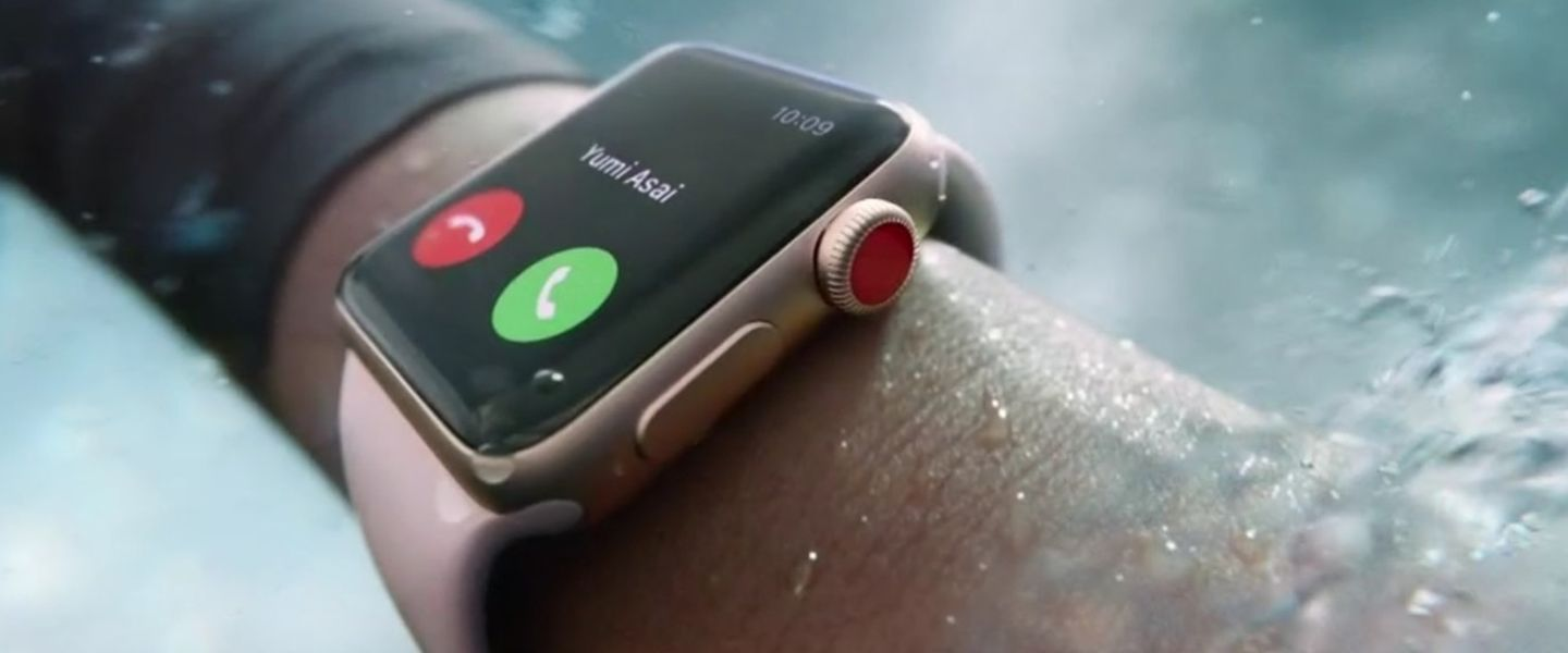 Apple Watch Series 3, el reloj de Apple más independiente
