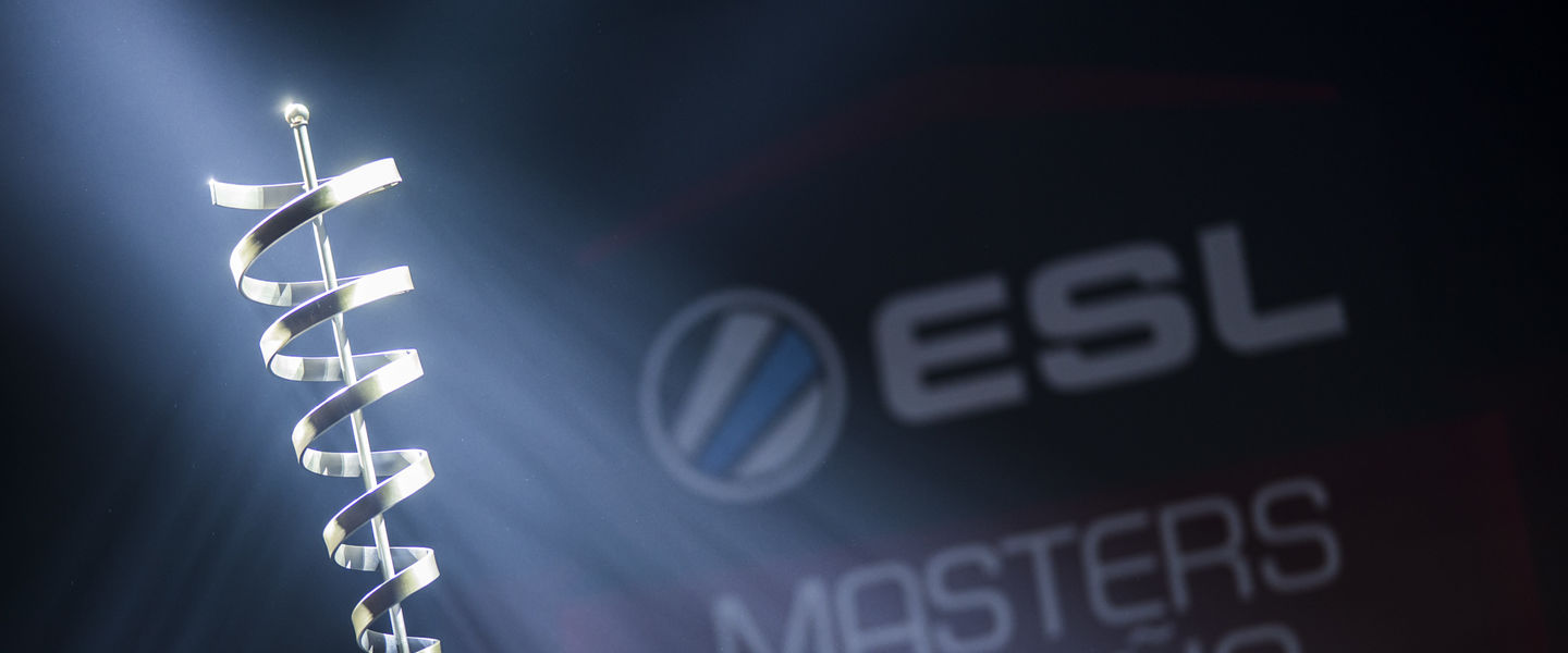 ¡Sigue en directo la ESL Masters de Counter Strike!
