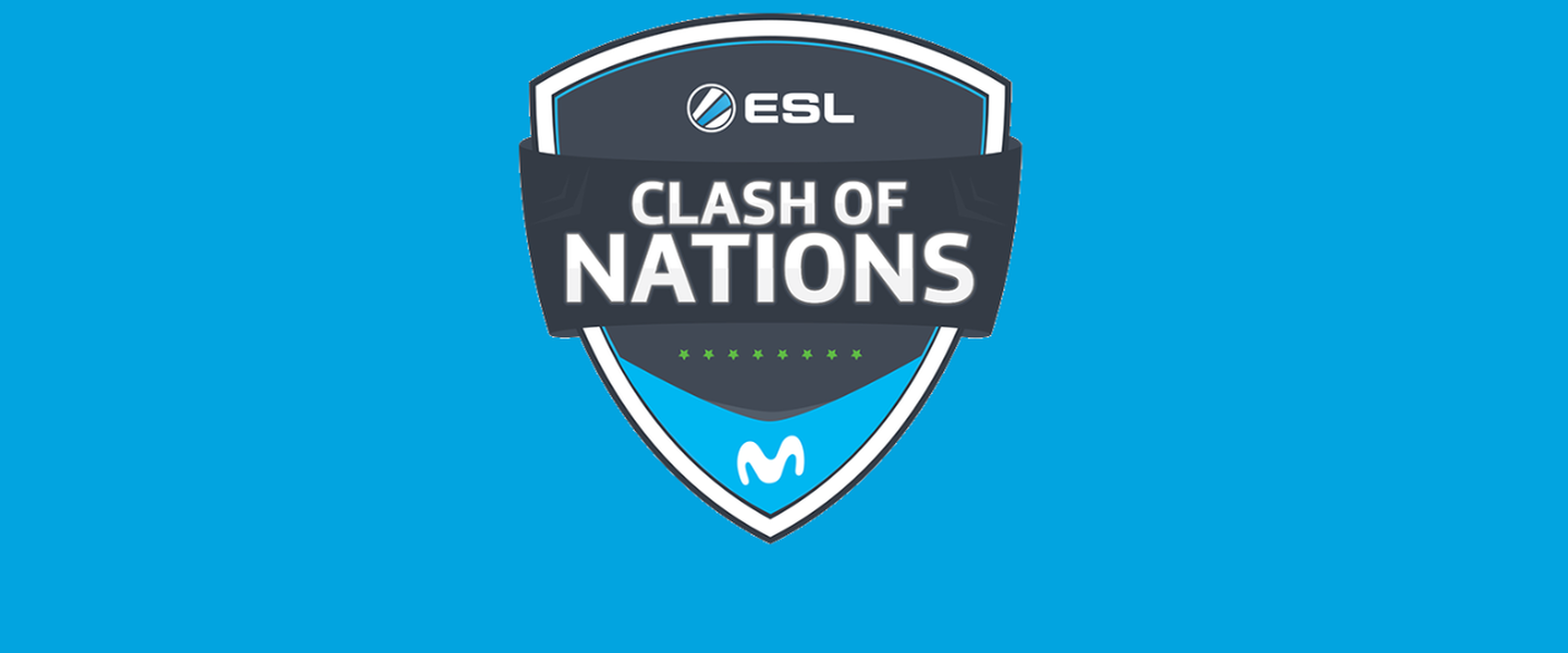 ESL Clash of Nations by Movistar ya tiene sus ocho participantes