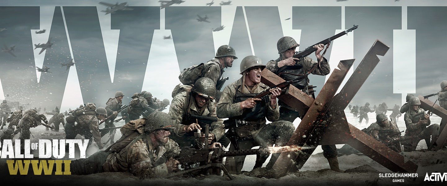 A Call of Duty:WWII le pedimos.