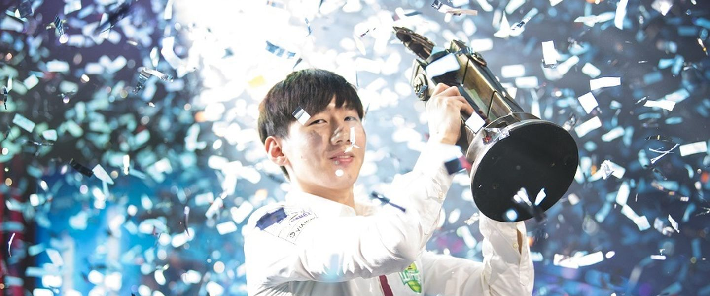 Corea aplasta a Occidente en las WCS 2017 Global Finals