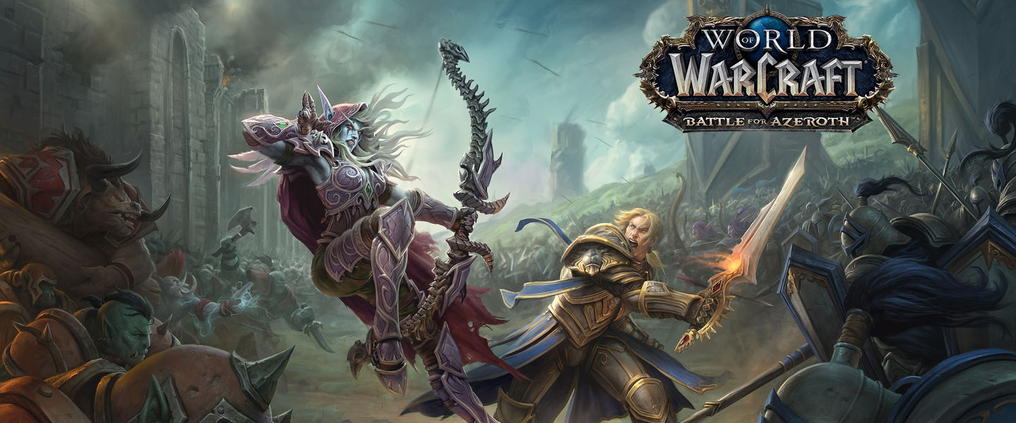 Así es Battle for Azeroth, la séptima expansión de World of Warcraft