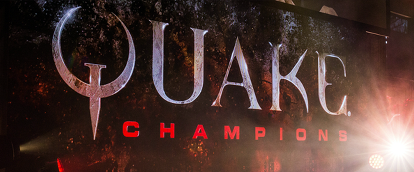 ¡Sigue en directo el Quake Champions Invitational de DreamHack Winter!