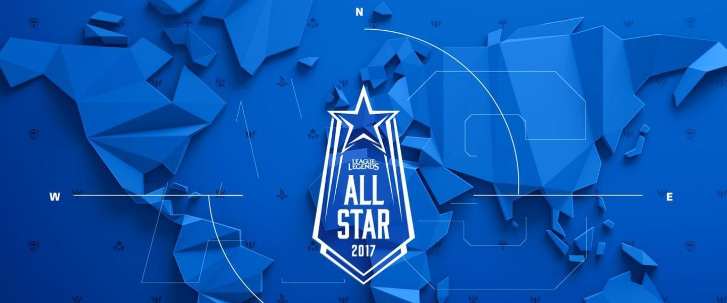 ¡Sigue en directo el All Star de League of Legends!