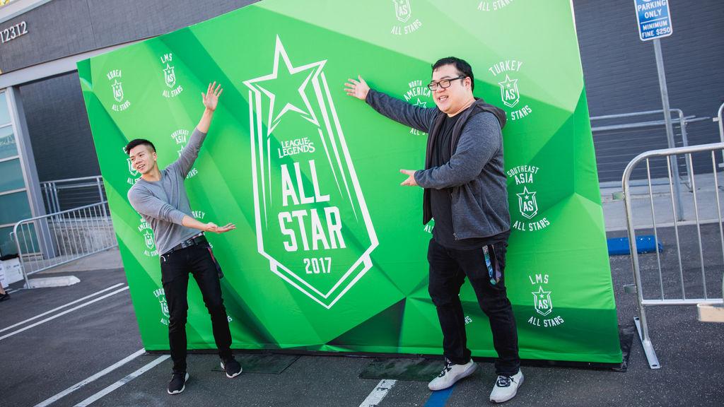 Las mejores fotos del All Star