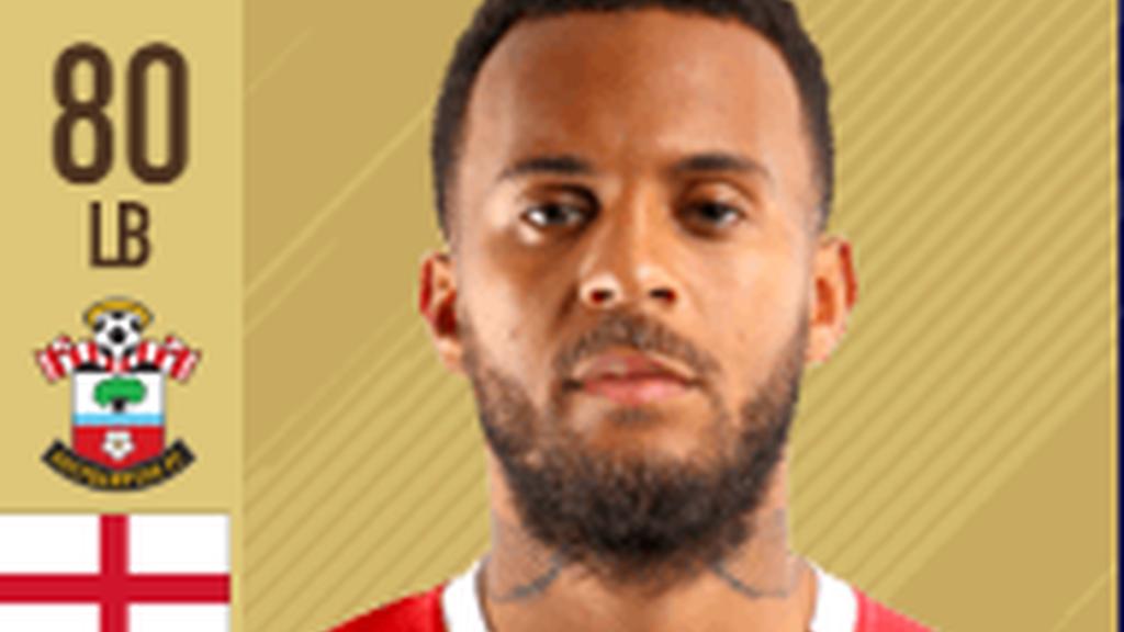 Defensa: Ryan Bertrand - Southampton - Premier League