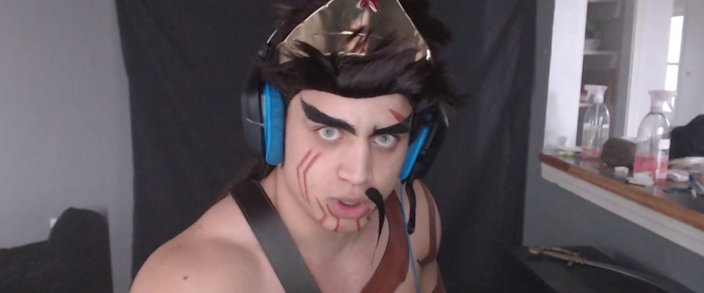 Tyler1 en su vuelta a League of Legends