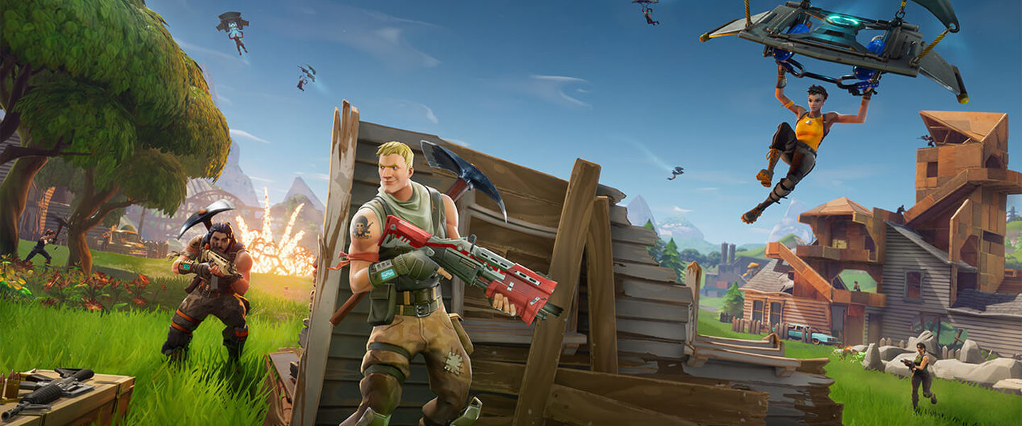 Fortnite es una alternativa real a PUBG