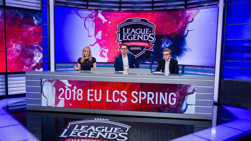 Las 20 mejores fotos de la primera semana de LCS EU