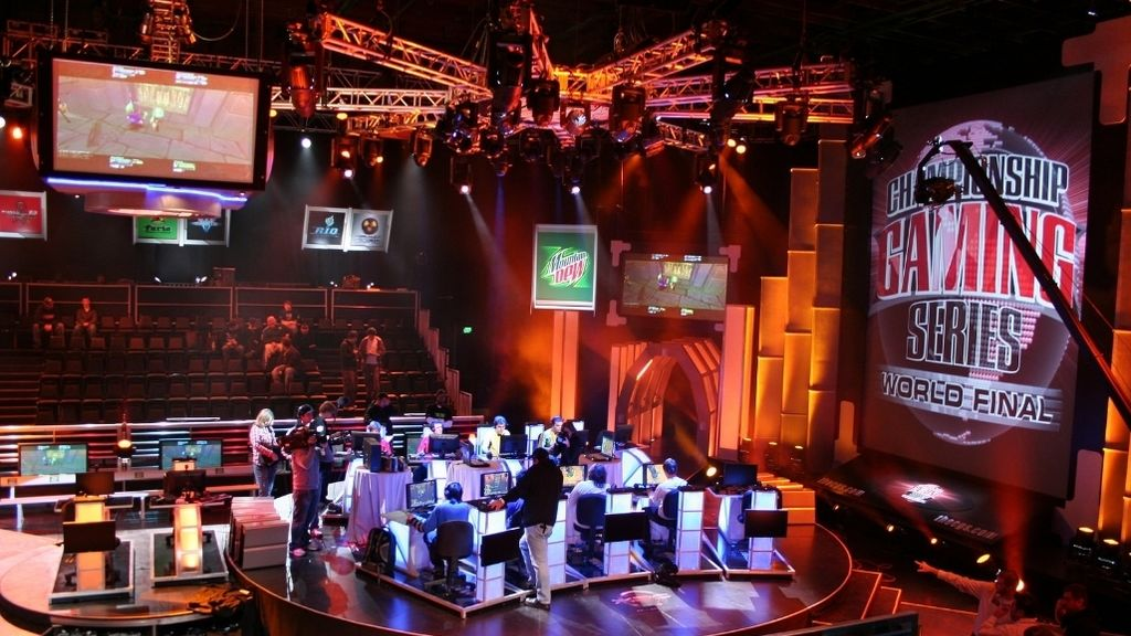 2007 - CGS World Final