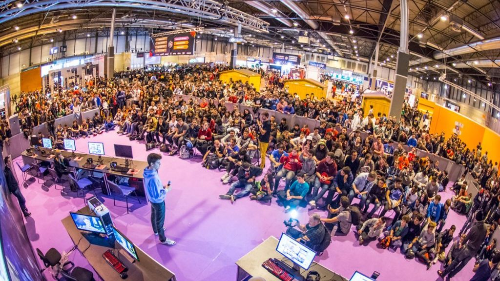 2014 - Gamergy