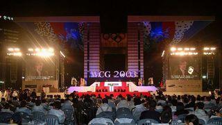 2003 - WCG