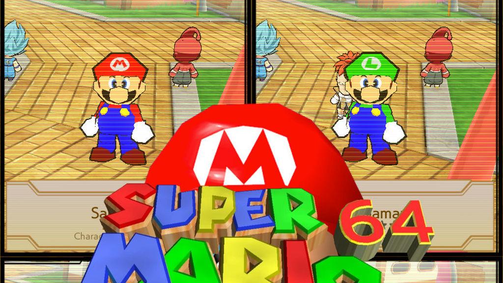 Avatar de Mario 64 para la sala principal