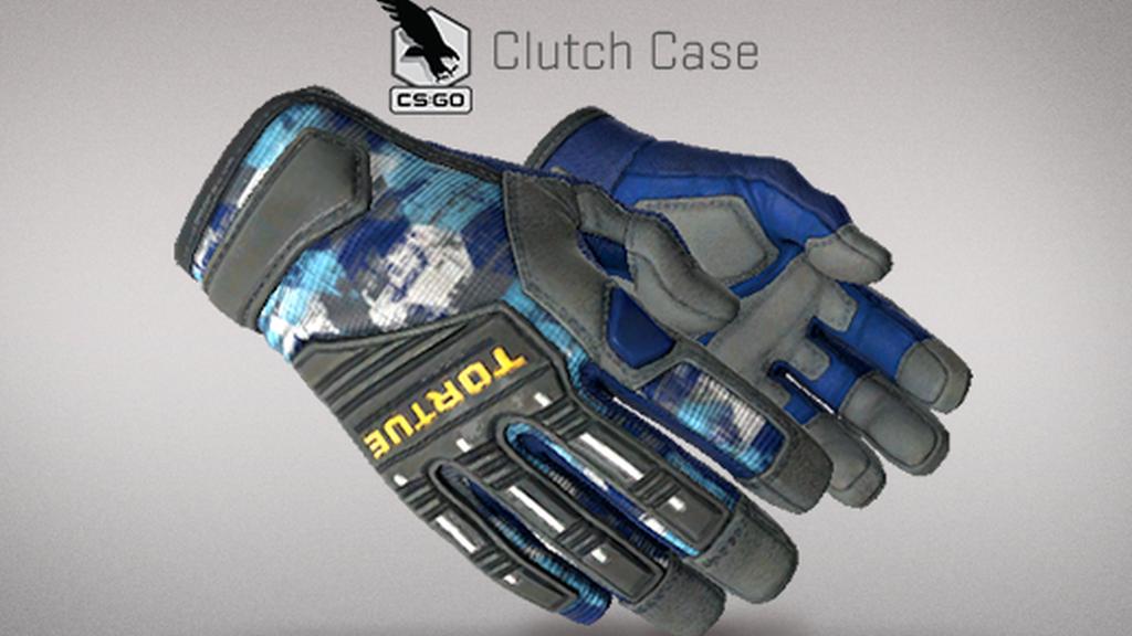 Clutch Case: la nueva caja de CSGO y todas sus armas