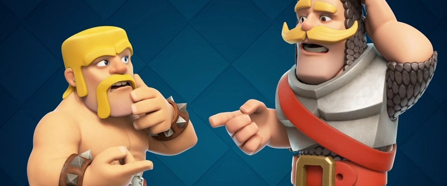 Las recompensas del Desafío de la Clash Royale League