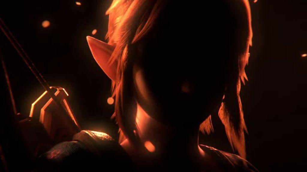 Link - Zelda | Otro de los grandes protagonistas del tráiler fue el protagonista de una de las grandes sagas de la historia del videojuego, y por lo que podemos intuir estará inspirado en Breath of the Wild.