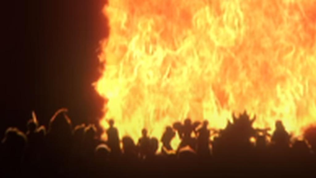 Si prestamos atención, en esta imagen podemos ver algunas siluetas inconfundibles como la de Samus Aran (Metroid), Donkey Kong, Bowser (Super Mario), Kirby, Marth (Fire Emblem) y algunos Pokémon como Pikachu y Jigglypuff. ¿Os atrevéis a adivinar algún personaje más de esta imagen?