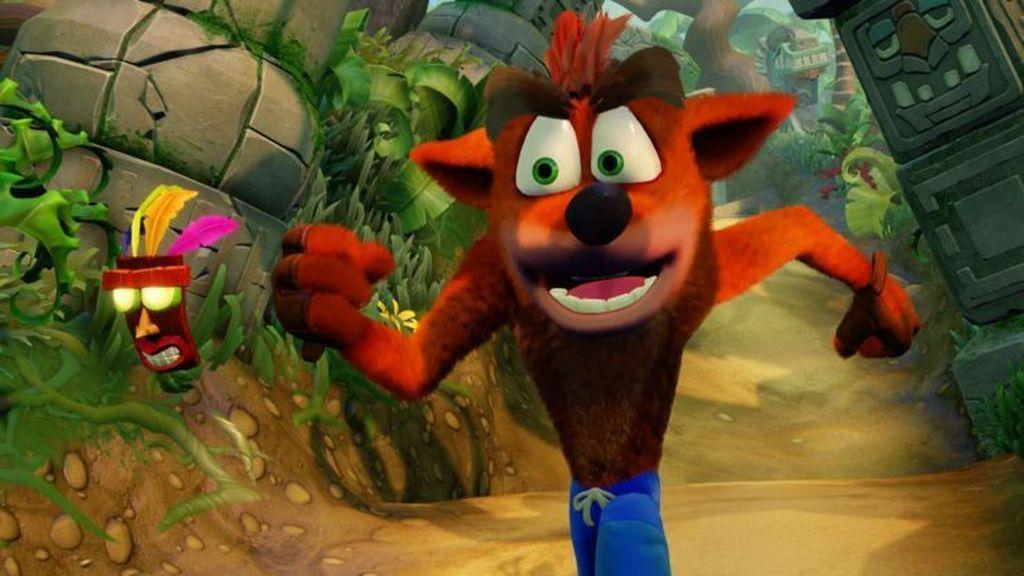 Crash Bandicoot | Lo que antaño parecía imposible se ha hecho realidad: los tres primeros títulos de la saga saldrán en una consola Nintendo. Que mejor ocasión para ver al marsupial en un juego de este estilo, si ya estuvo Sonic...