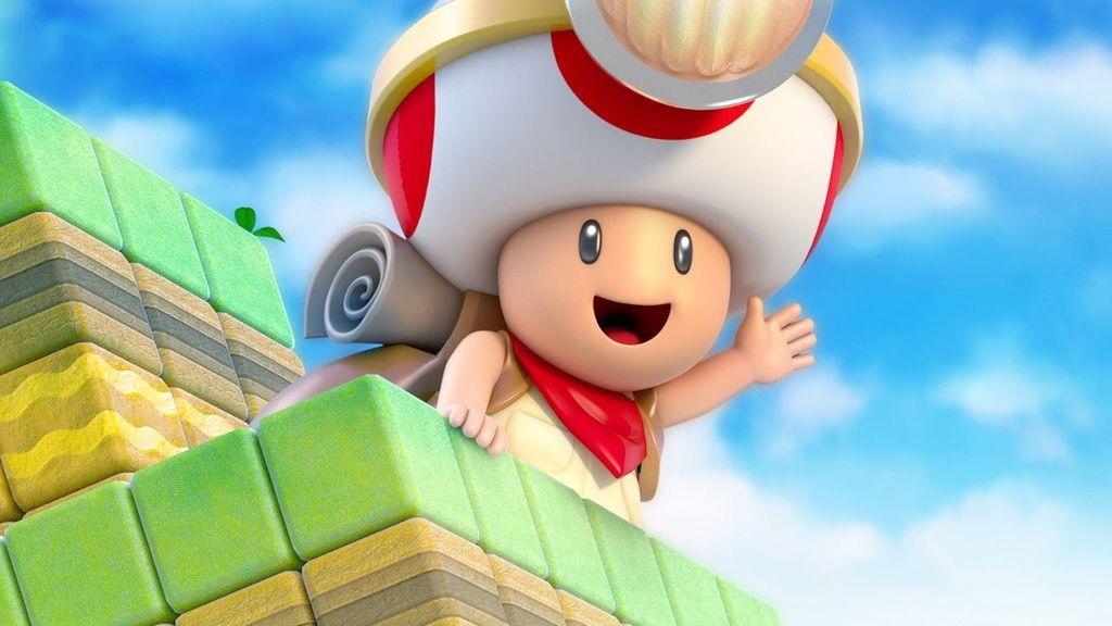 Toad - Captain Toad | Un clásico de Nintendo que está más de moda que nunca con el anuncio de versiones de su gran juego para Switch y Nintendo 3DS. Ver al carismático y pacífico Toad enfrentarse a Bowser, Ganon o Samus es algo que todos queremos ver.