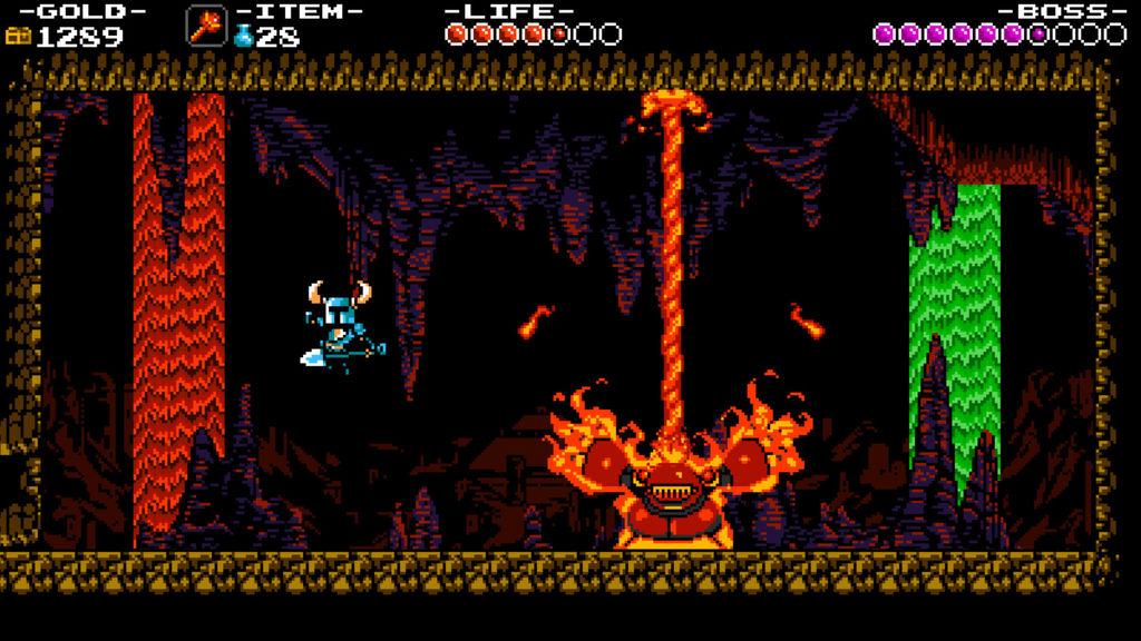 Shovel Knight | Otro personaje que tiene un Amiibo y eso en nuestro corazón significa una oportunidad para aparecer en Smash. Un maravilloso juego que rescata el espíritu de la generación de los 8 bits con un personaje que tiene como principal arma una pala, sí, habéis oido bien, una pala. ¿No os encantaría destrozar en Smash con ella?