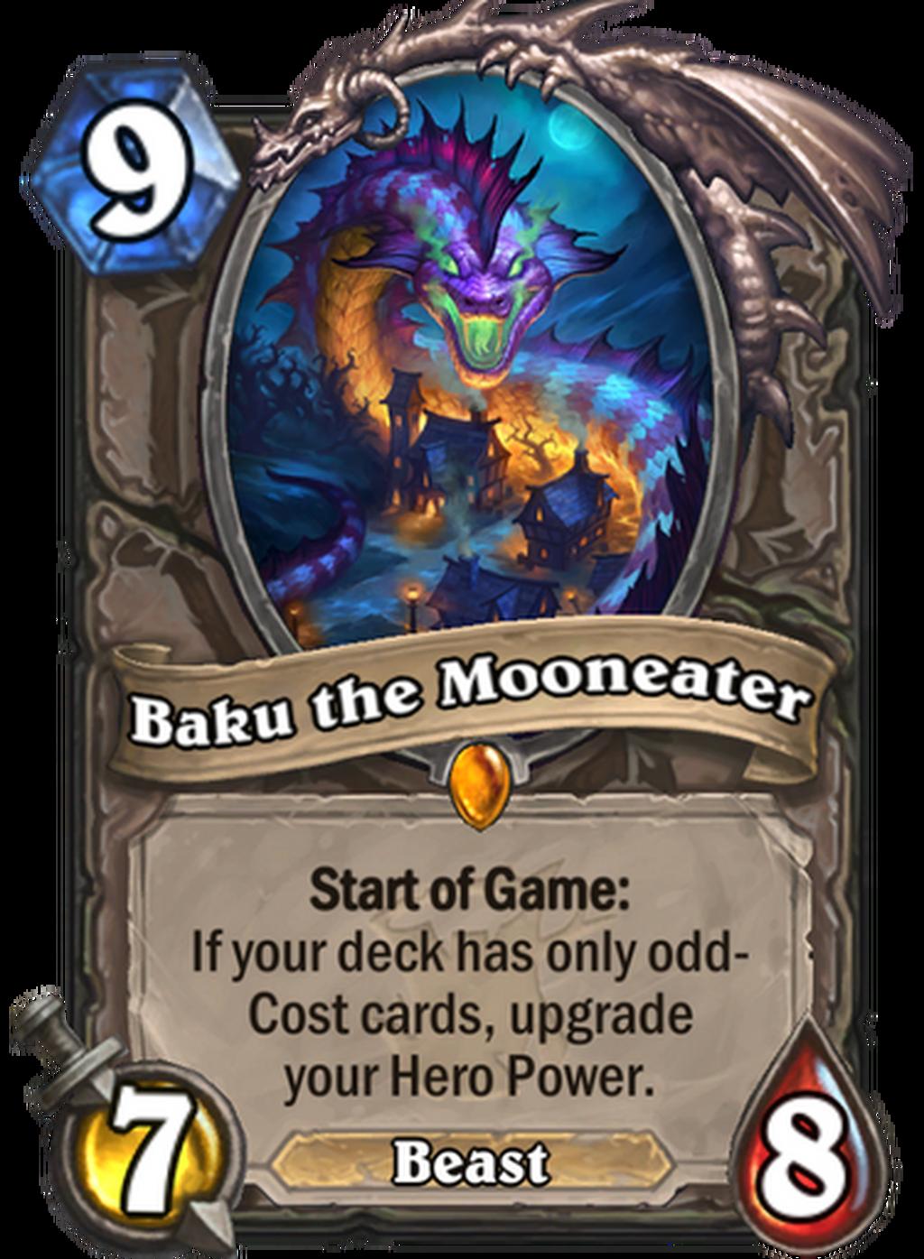 Baku the Mooneater