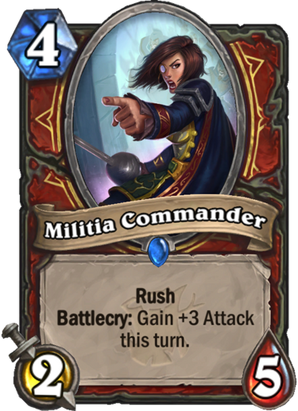 Militia Commander