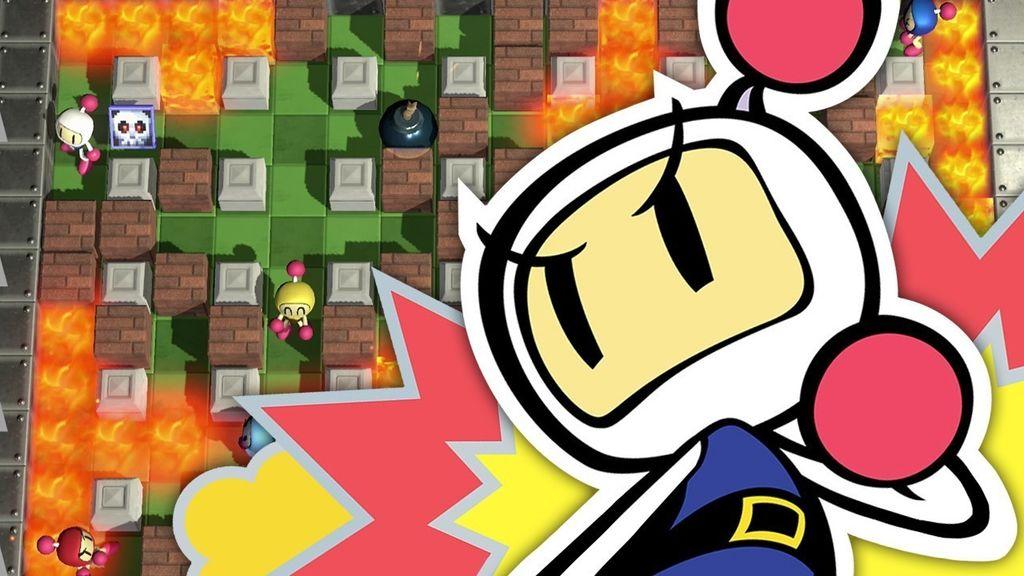 Bomberman | Con Super Bomberman R el personaje ha vuelto con fuerza en Nintendo Switch, en un juego que mejora en cada actualización. Un personaje emblemático que daría mucha riqueza a la plantilla del nuevo Smash.