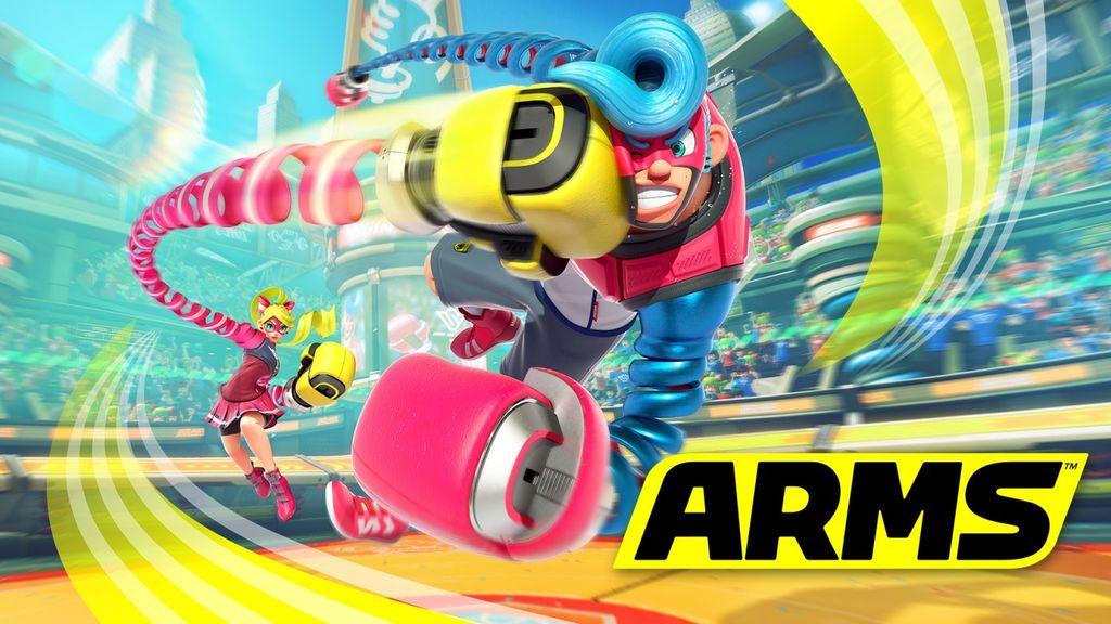 ARMS | Otra nueva licencia de Nintendo que por su temática le va como anillo al dedo dar el salto a alguno/s de sus personajes al nuevo Smash.