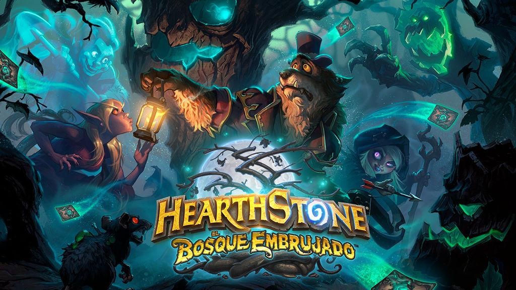 """Todas las cartas de Hearthstone """"El Bosque Embrujado"""" hasta el momento"""