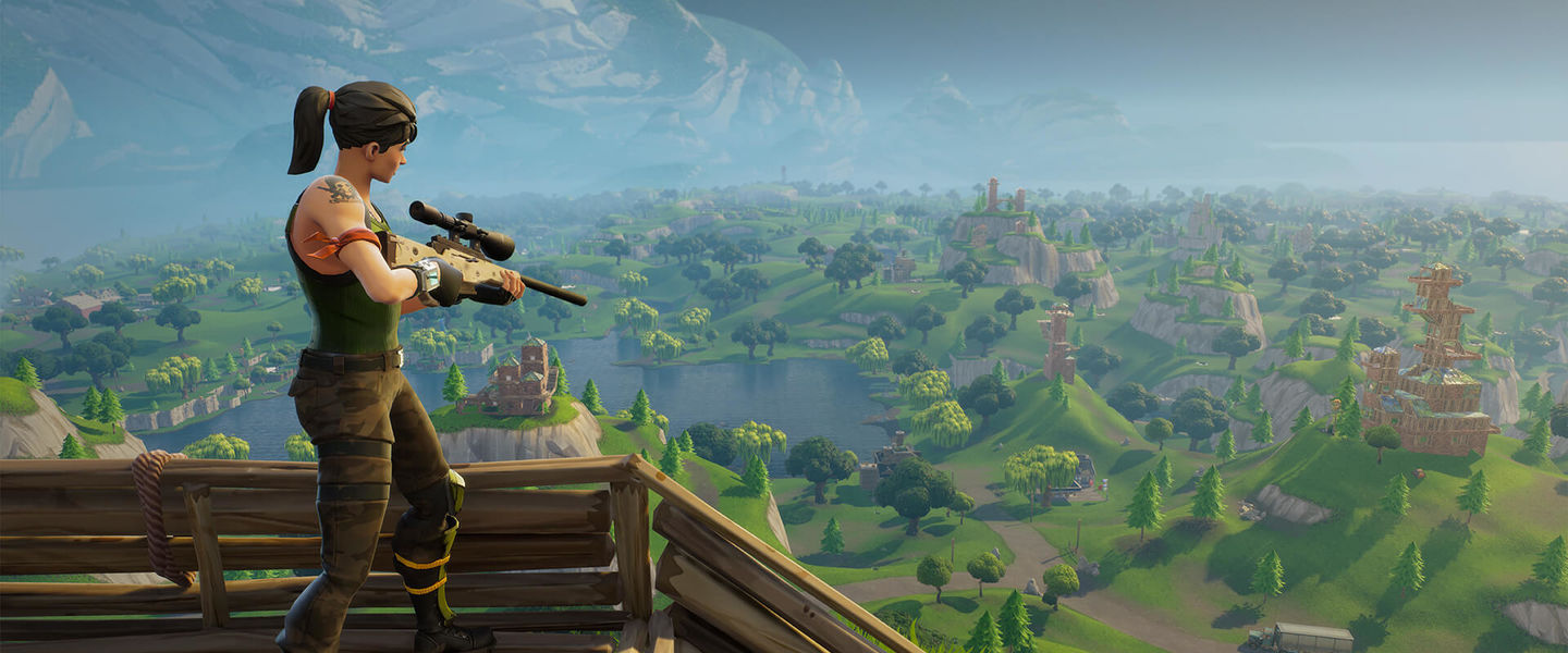 ¿Se convertirá Fortnite en un esport?