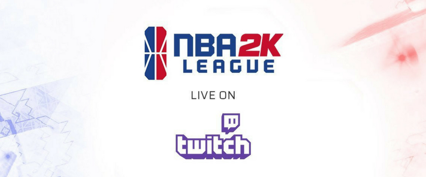 Twitch retransmitirá la NBA 2K League