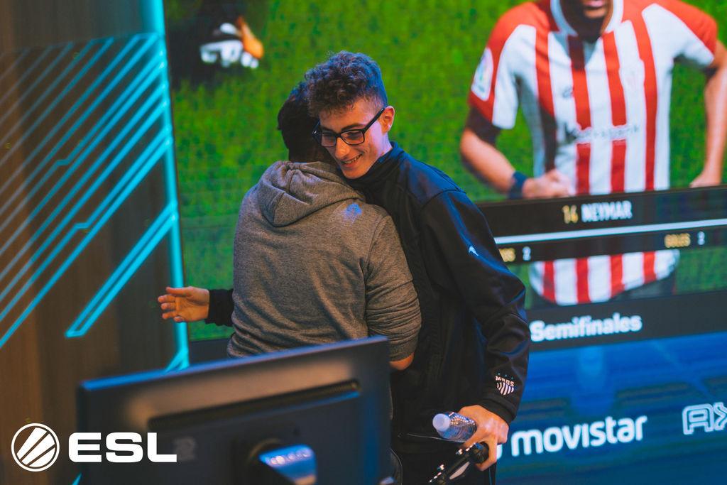Las mejores imágenes del Movistar FIFA 18 ESL Pro Challenge