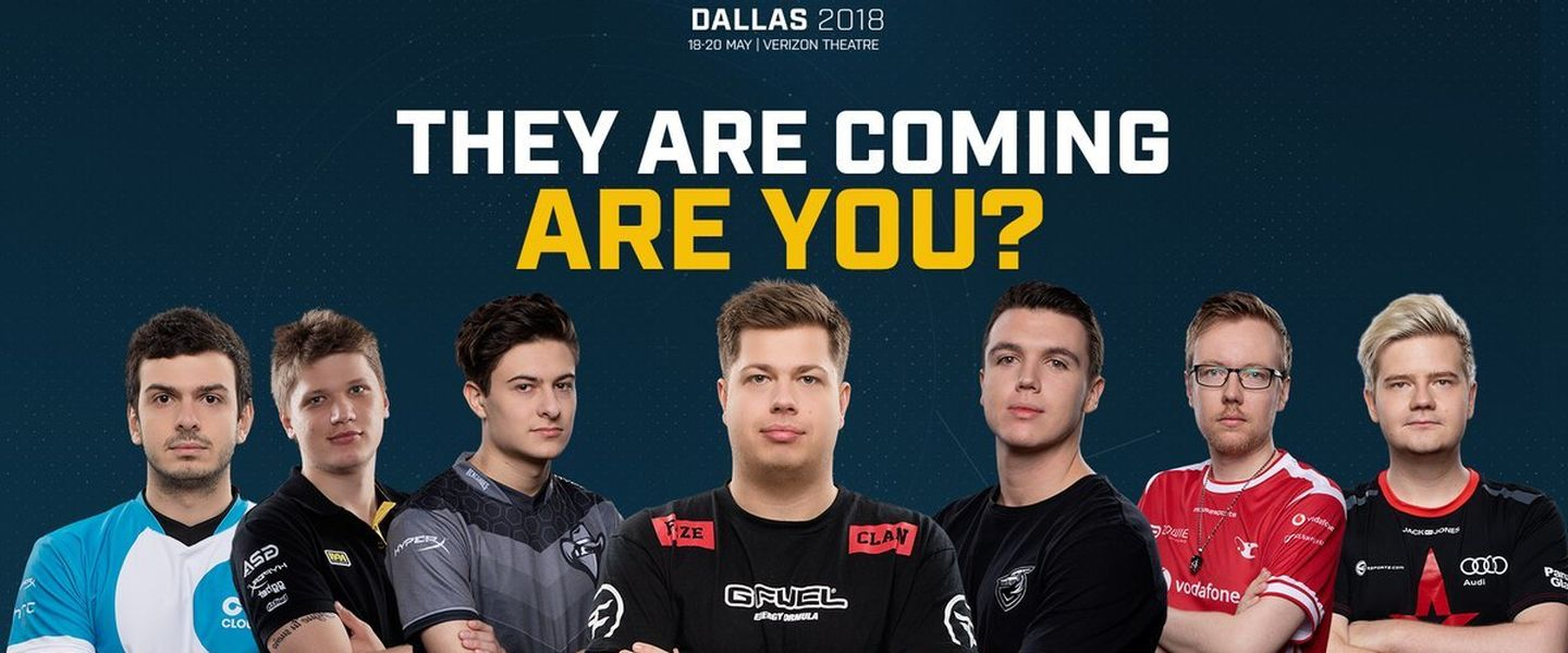 Facebook retransmitirá la final de ESL Pro League