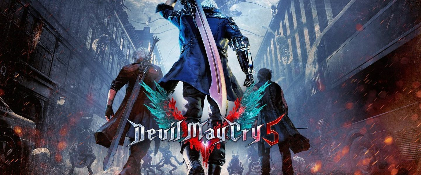 Devil May Cry 5 se presenta a lo grande