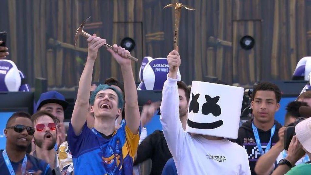 Ninja se corona como el rey de Fortnite en el increíble Fortnite Pro-Am del E3