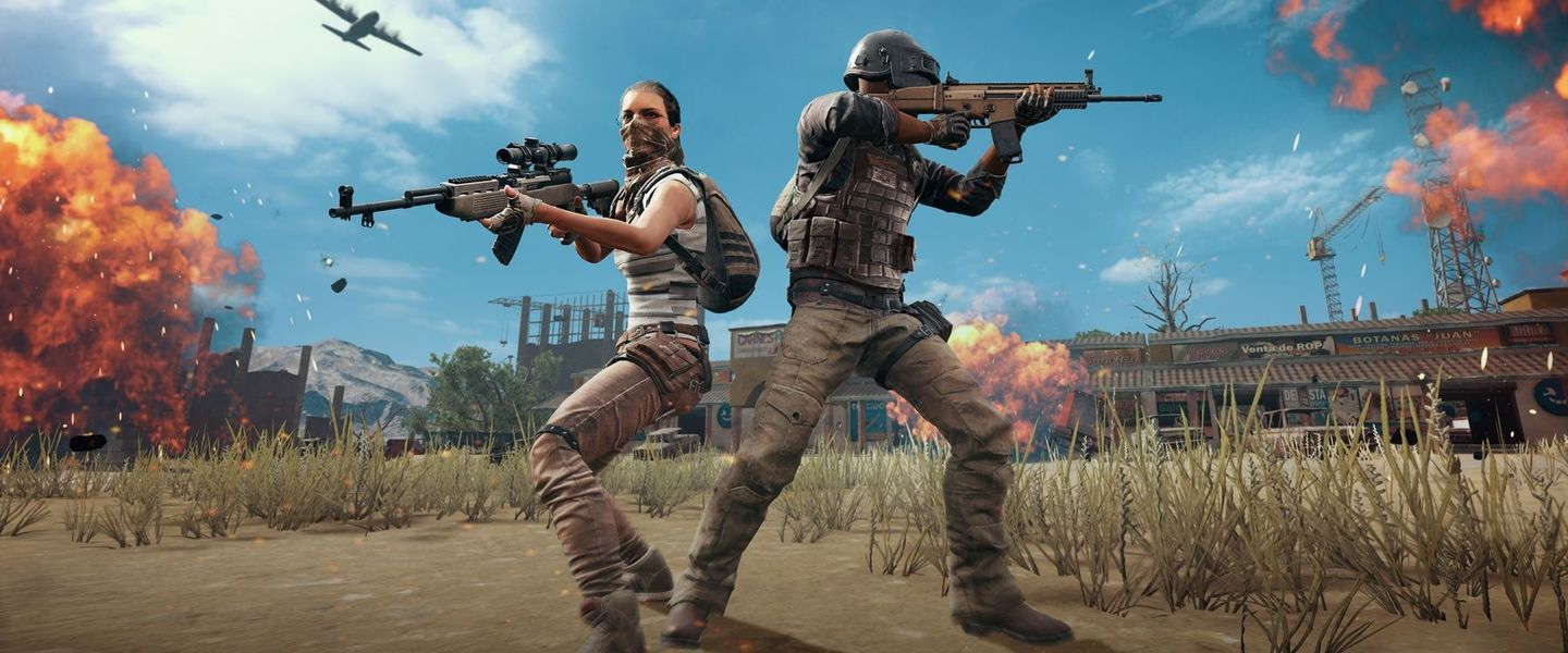 PlayerUnknown's Battlegrounds estrena modo Zombie e Esports