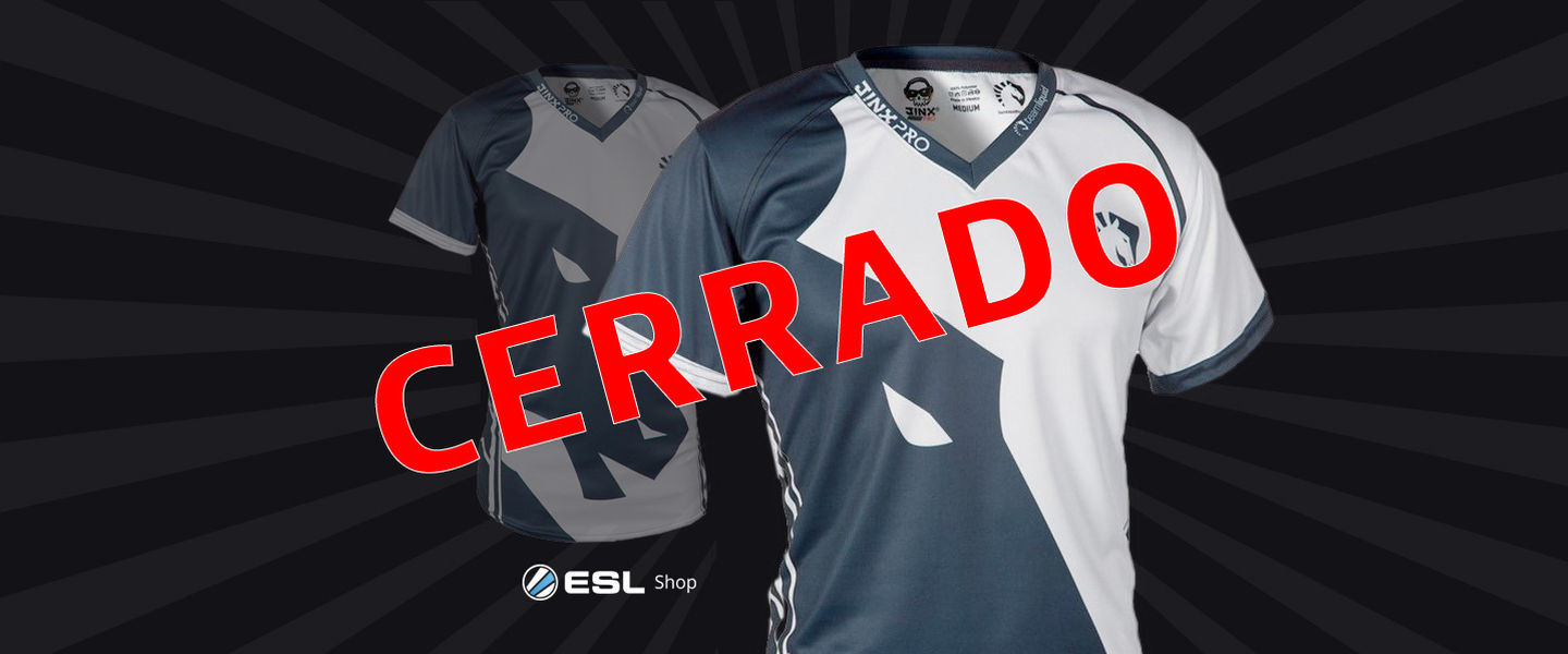 Gana la camiseta oficial de Team Liquid en Movistar eSports