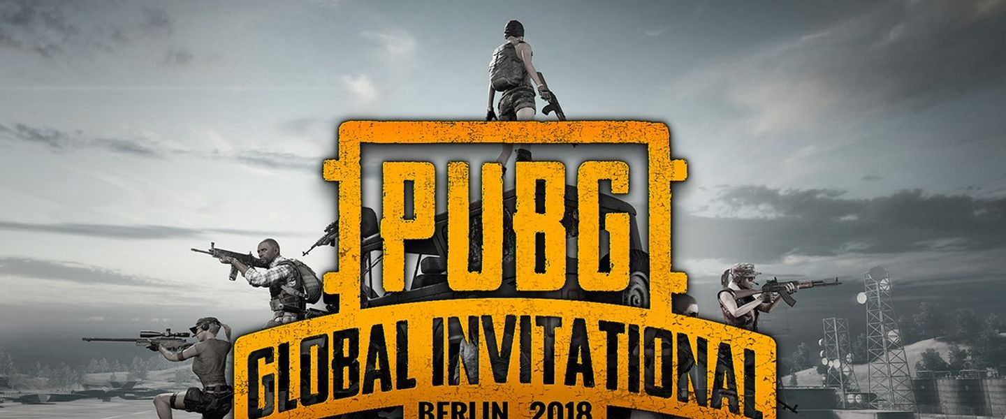 ¡Sigue en directo el PUBG Global Invitational de Berlín 2018!