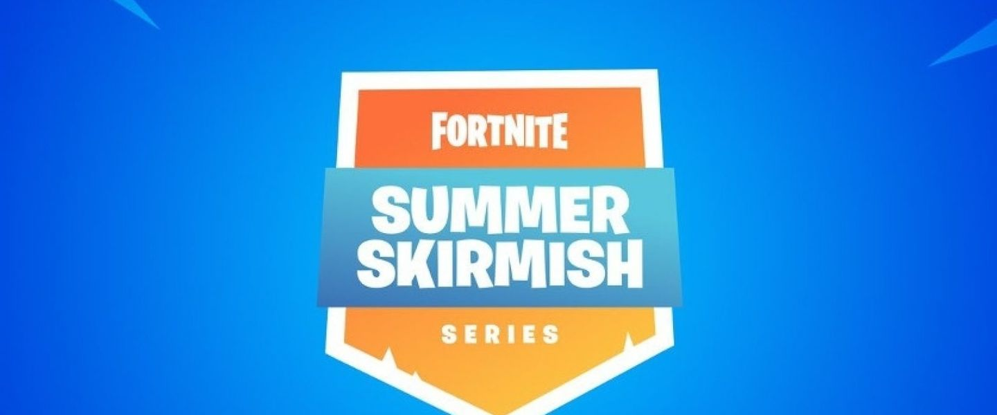 ¡Sigue en directo el Fortnite Summer Skirmish!