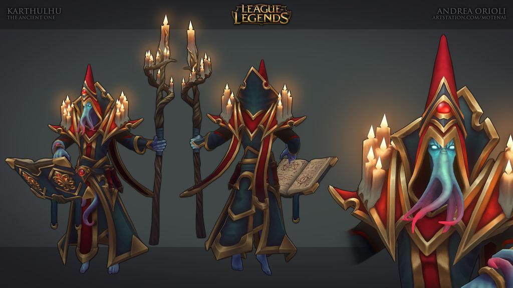 Descubre las mejores skins 'fanmade' de League of Legends