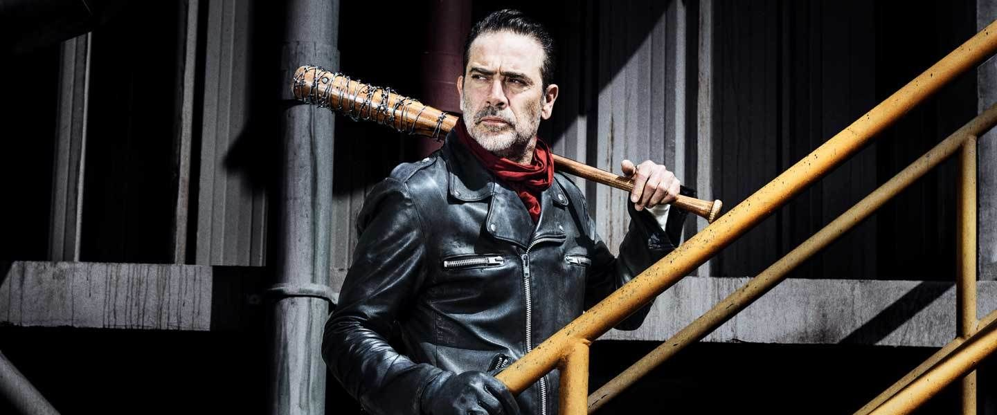 Negan de 'The Walking Dead' es la gran sorpresa de Tekken 7