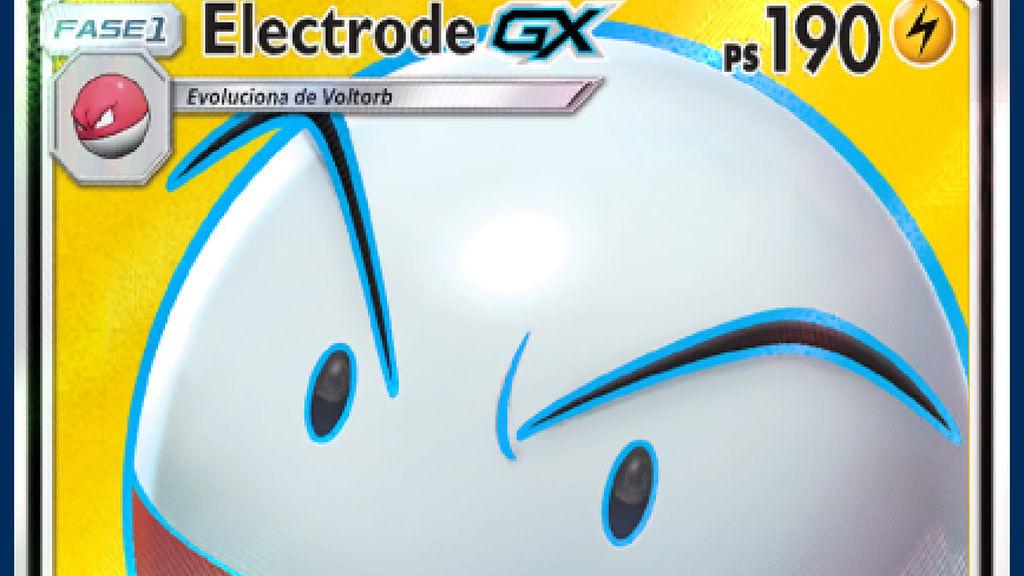 Electrode es uno de los Pokemons más fuertes en esta Tormenta Celestial