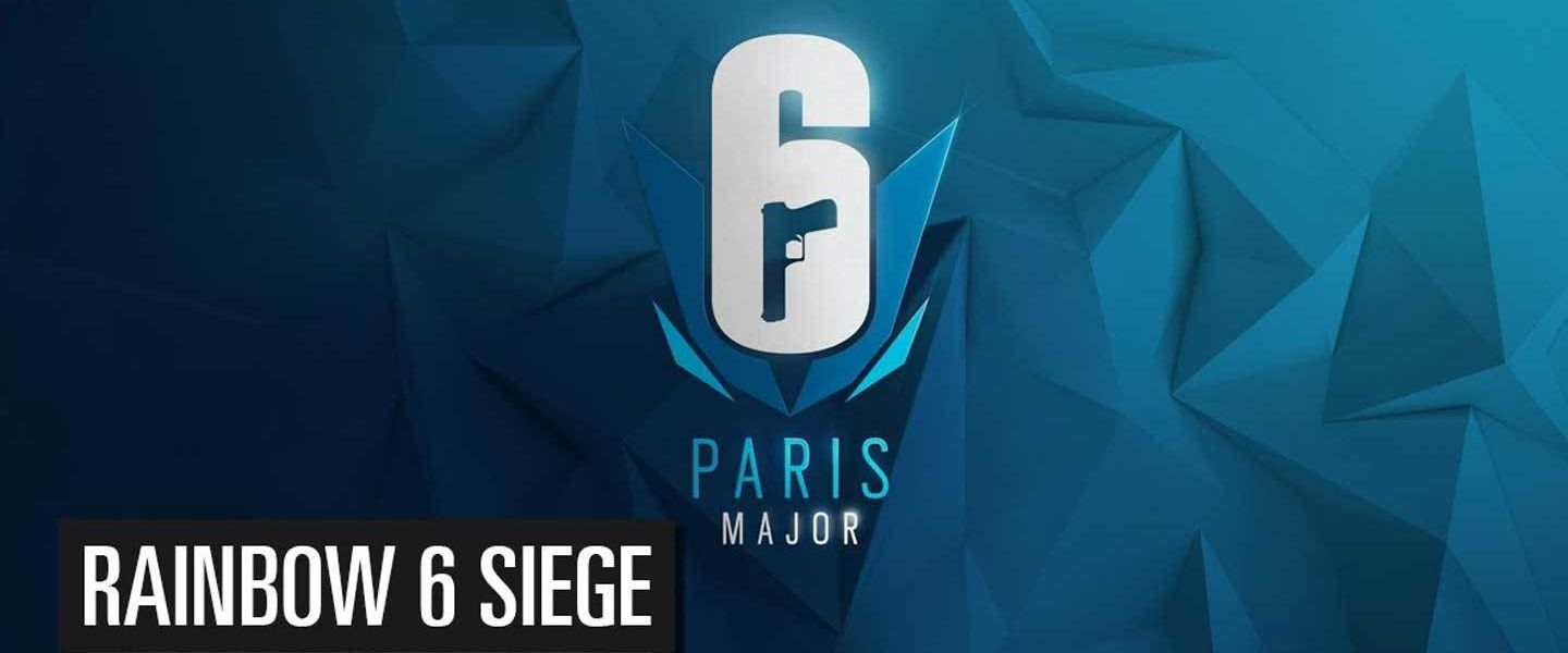 ¡Sigue en directo el Six Major de París de Rainbow Six: Siege!