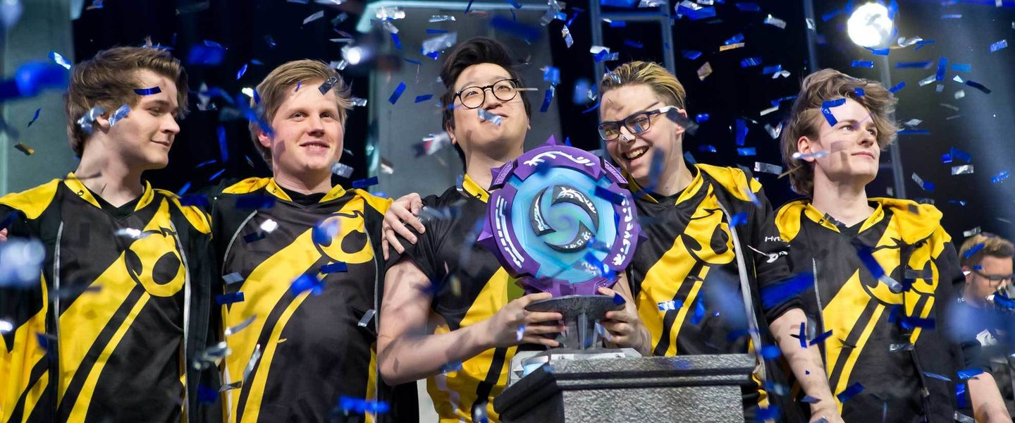 Dignitas gana el Western Clash de Heroes of the Storm