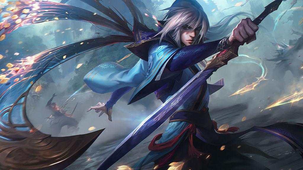 Talon Espada sempiterna