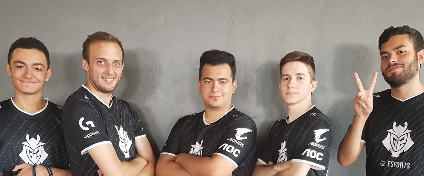 G2 debuta con victoria en la Clash Royale League