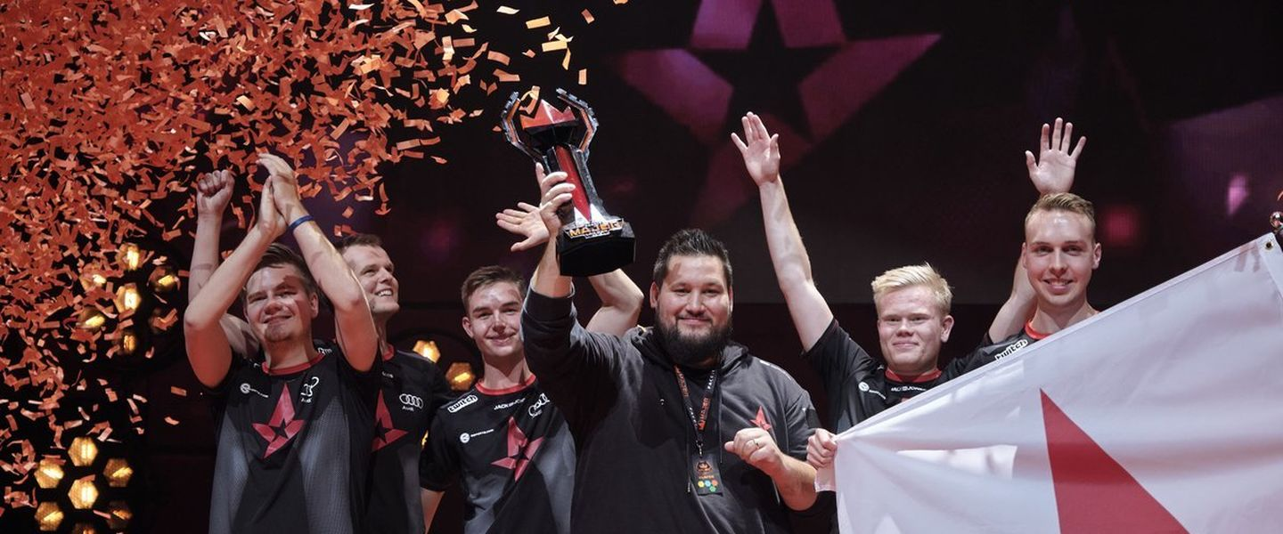 Astralis conquista el FACEIT Major de Londres